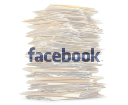 Facebook Sends Guy CD With PDFs of His 'Social Networking'