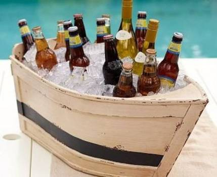 Row Boat Cooler