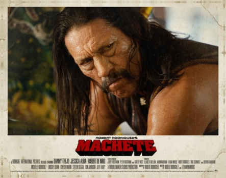 "Nicest Bad Guy Around Hits the Big Time with ""Machete"""