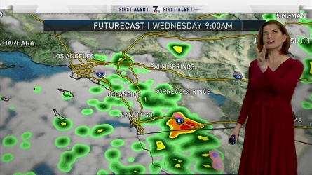 San Diego Weather, Forecast, Maps, and Doppler Radar | NBC 7 ...