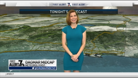 San Diego Weather, Forecast, Maps, and Doppler Radar | NBC 7