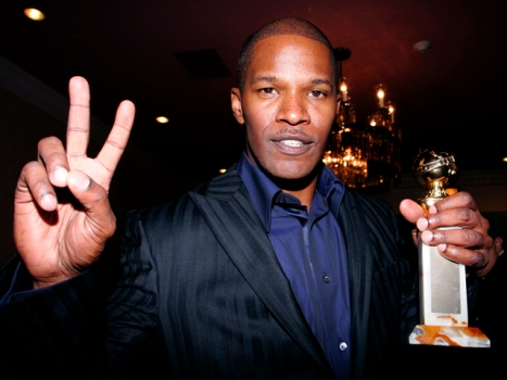 "Jamie Foxx Writing ""Laverne And Shirley"" Movie.  Wait, What?"