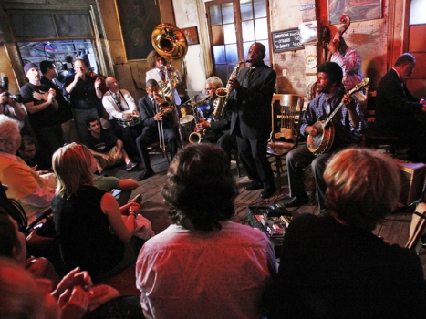 Preservation Hall Jazz Band Heads West