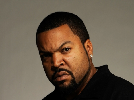 "Ice Cube Joining LAPD in ""Rampart"""
