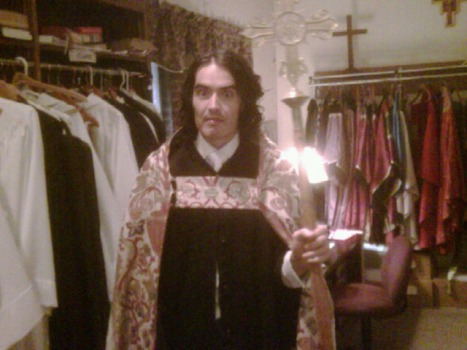 Russell Brand Begs Forgiveness from God, Katy Perry