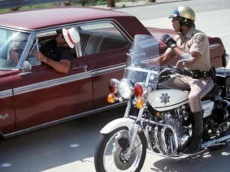 """CHiPs"" to Ride Again on Television"