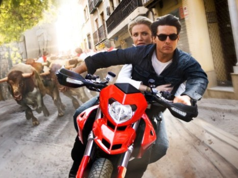 "No Bull: James Mangold Finds a New Stunt for ""Knight and Day"""