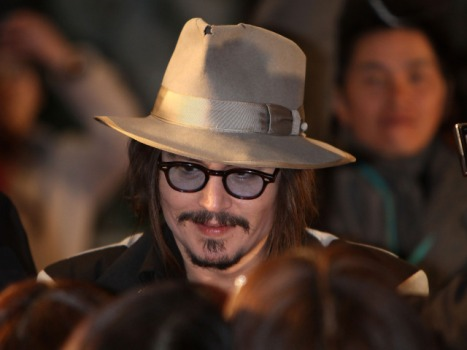 Johnny Depp's Voice Keeps The Doors Forever Young