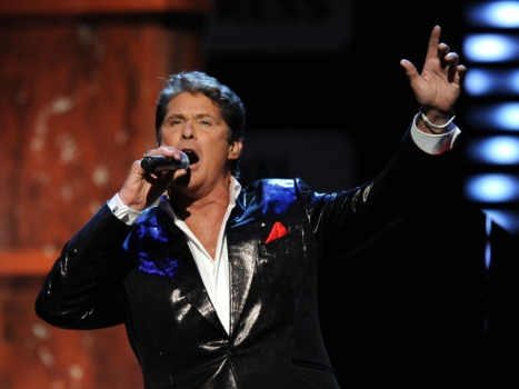 "Hasselhoff, Bristol Palin Latest to Join ""Dancing With the Stars"""