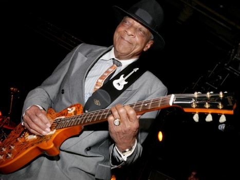 Blues Legend Hubert Sumlin, 1931-2011
