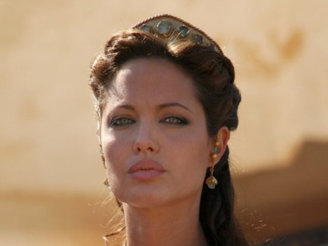 In the Name of Ra, Make Angelina Jolie Cleopatra