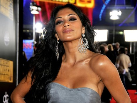 "Pussycat Doll Nicole Scherzinger Purrs Over ""Men In Black III"" Role"