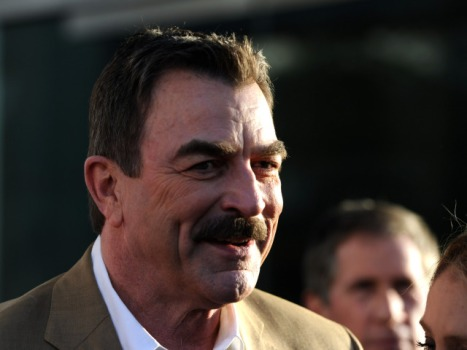 "Selleck Stars in ""Blue Bloods,"" Yearns for ""Three Men"" Sequel"