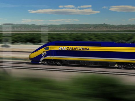 More Scrutiny For Calif.'s Embattled Bullet Train