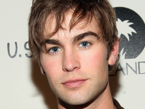 "Chace Crawford Cuts Loose ""Footloose"""