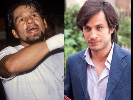 "No Mas! Gael Garcia Bernal Playing Roberto Duran in ""Hands of Stone"""