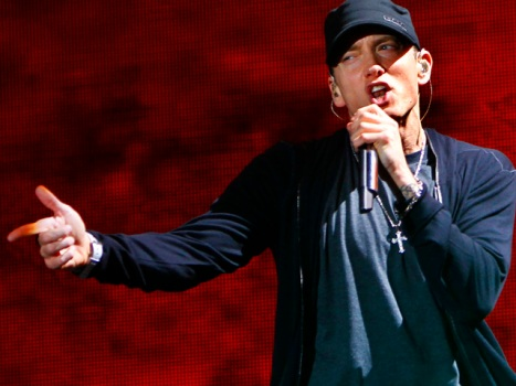 "Boxing Film ""Southpaw"" Being Developed for Eminem"