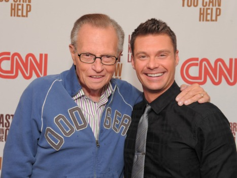 Search Is On For Heir to Larry King's Throne