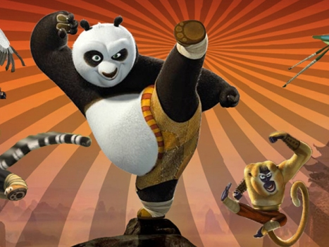 """Kung Fu Panda 2"" Gets the Charlie Kaufman Treatment"