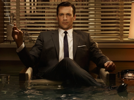 """Mad Men"" Makes It 3 in a Row"
