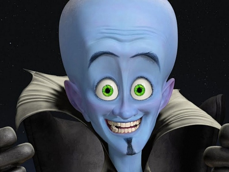 "Here's the First 5 Minutes of ""Megamind"""