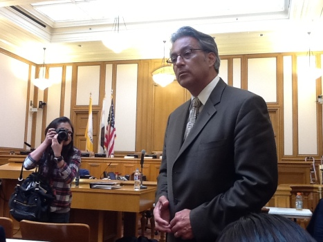 Opinion: Mirkarimi Case Approaches Pivotal Moment