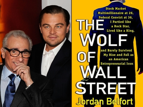 "Marty Directing Leo in ""The Wolf of Wall Street"""