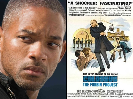 "Will Smith Joining Ron Howard's ""The Forbin Project"""