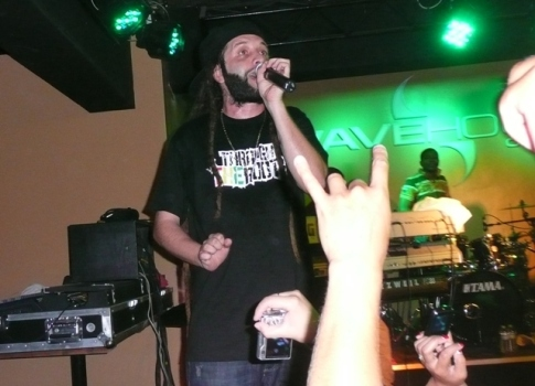 Alborosie Performed for a Nearly Sold-Out Crowd