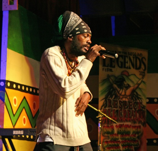 I-Wayne at the Worldbeat Center