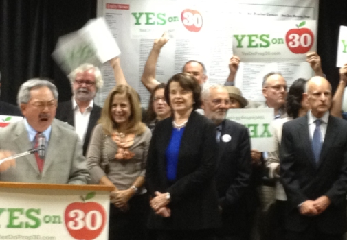 Opinion: 3 Ways Prop 30 May Shackle Dems