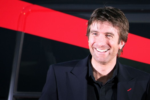 A-Team's Murdock Sharlto Copley Was Already In Character at Age 12