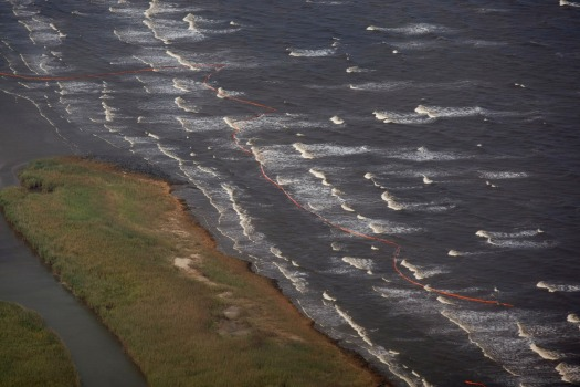 Louisiana's Disaster Spills Into California Contests
