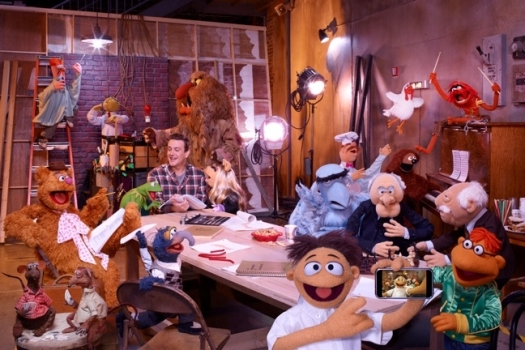 "The Rainbow Connection Redux: A First Look at ""The Muppets"""
