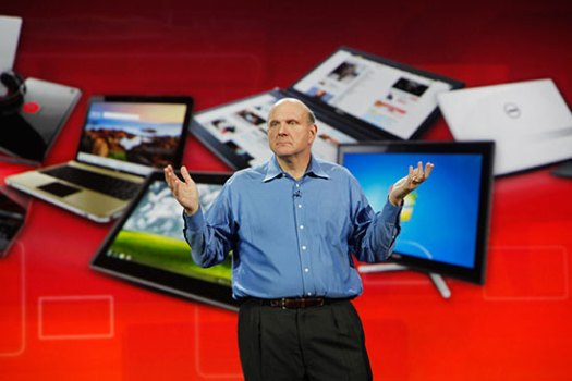 Microsoft to Reveal Tablet Monday: Report
