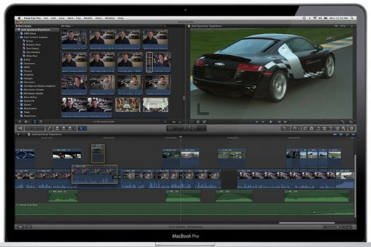 Apple Puts Final Cut Studio Back On Sale