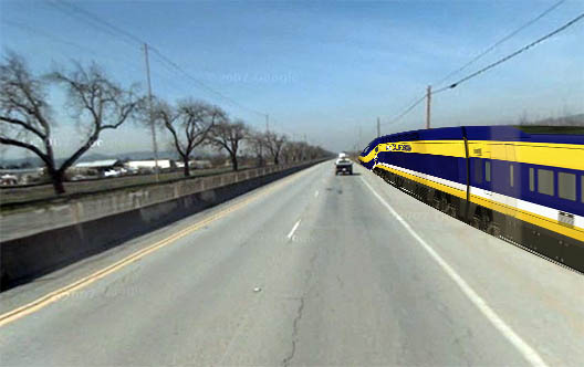 Top U.S. Rail Official Backs High Speed Rail