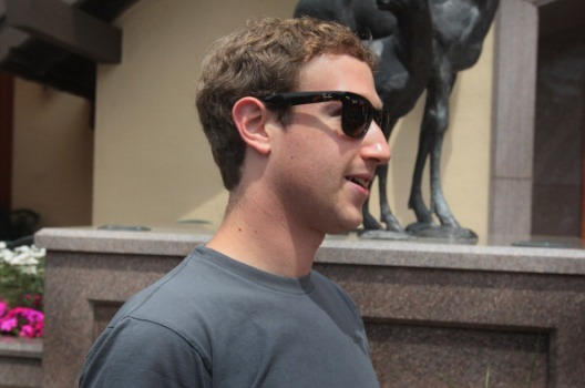 Facebook Files for a $5 Billion IPO