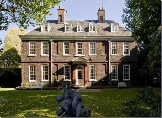 Forbes Family Selling Historic London Estate