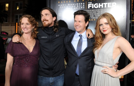 "Wahlberg on ""Fighter 2"""