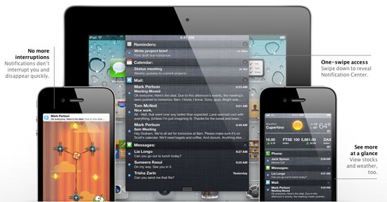 iOS 5 Unveiled: Here's What To Be Excited About