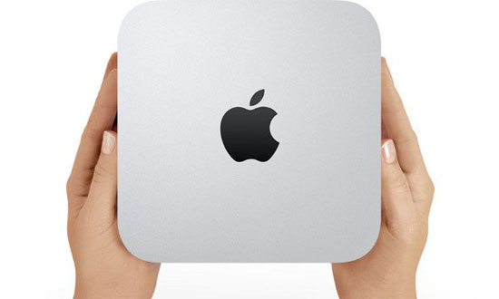 Mac Mini Gets Slick Updates