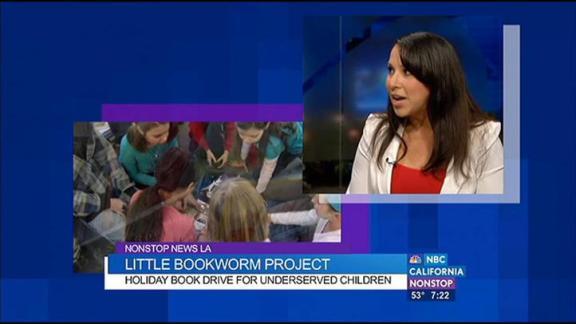 Little Bookworm Project