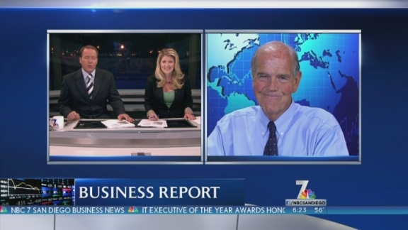 George Chamberlin's Morning Business Report for April 8th, 2013