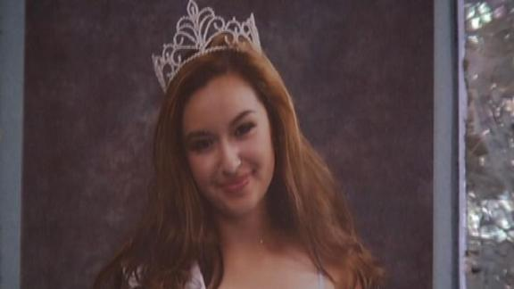 Teen Pageant Winner Stripped of Title