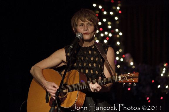 Shawn Colvin at the Belly Up