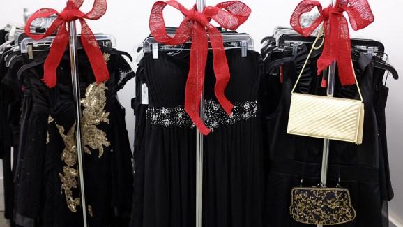 Goodwills Little Black Dress Sale Offers Fancy Dresses At A