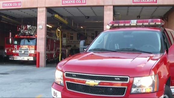 Chevrolet Suburban San Diego >> San Diego Fire Rescue Recruits Applicants Nbc 7 San Diego