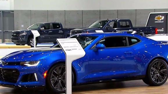 San Diego International Auto Show Revs Up For Weekend NBC San Diego - San diego international car show