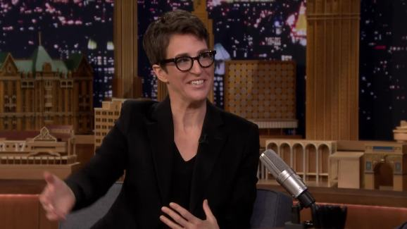 Tonight Rachel Maddow S Wisdom About The Midterms